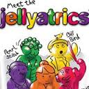 this photo shows jelly babies modelled on the elderly