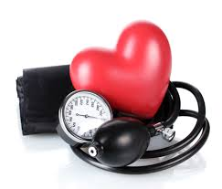 this picture if you cant see it shows a heart and blood pressure monitor.