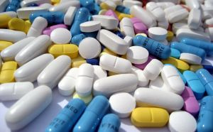 this image shows a pile of assorted tablets