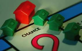 monopoly houses on the chance tile