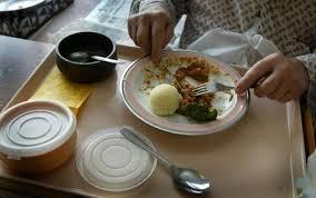 Hospital meal time