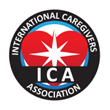this image shows the logo for the newly formed International caregivers association