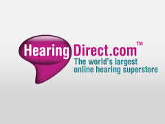 this image shows the Hearing Direct.com logo