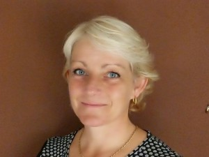 this is a photo of Caron Sprake the writer of Caron Cares