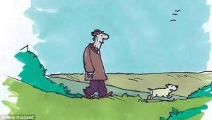 picture 11 in the Saddest Goodbye from Tony Husband. The story of his Fathers dementia