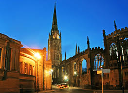 this image shows coventry catherdral