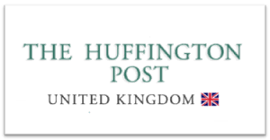 this image shows the Huffington post