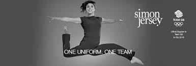 this image shows someone jumping in the air and the words one uniform one team