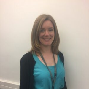 This image shows Sarah Gravenstede. Deputy Director of policy at the department of Health and social care